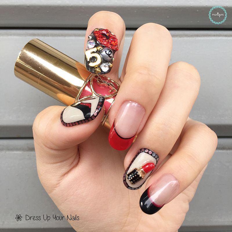 High Fashion Nails 18
