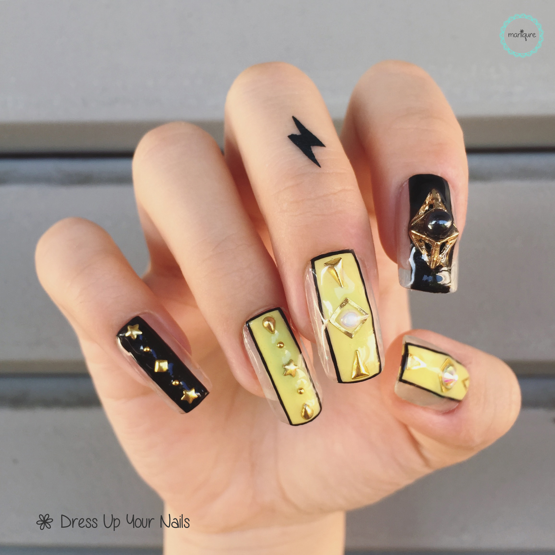 High Fashion Nails 24