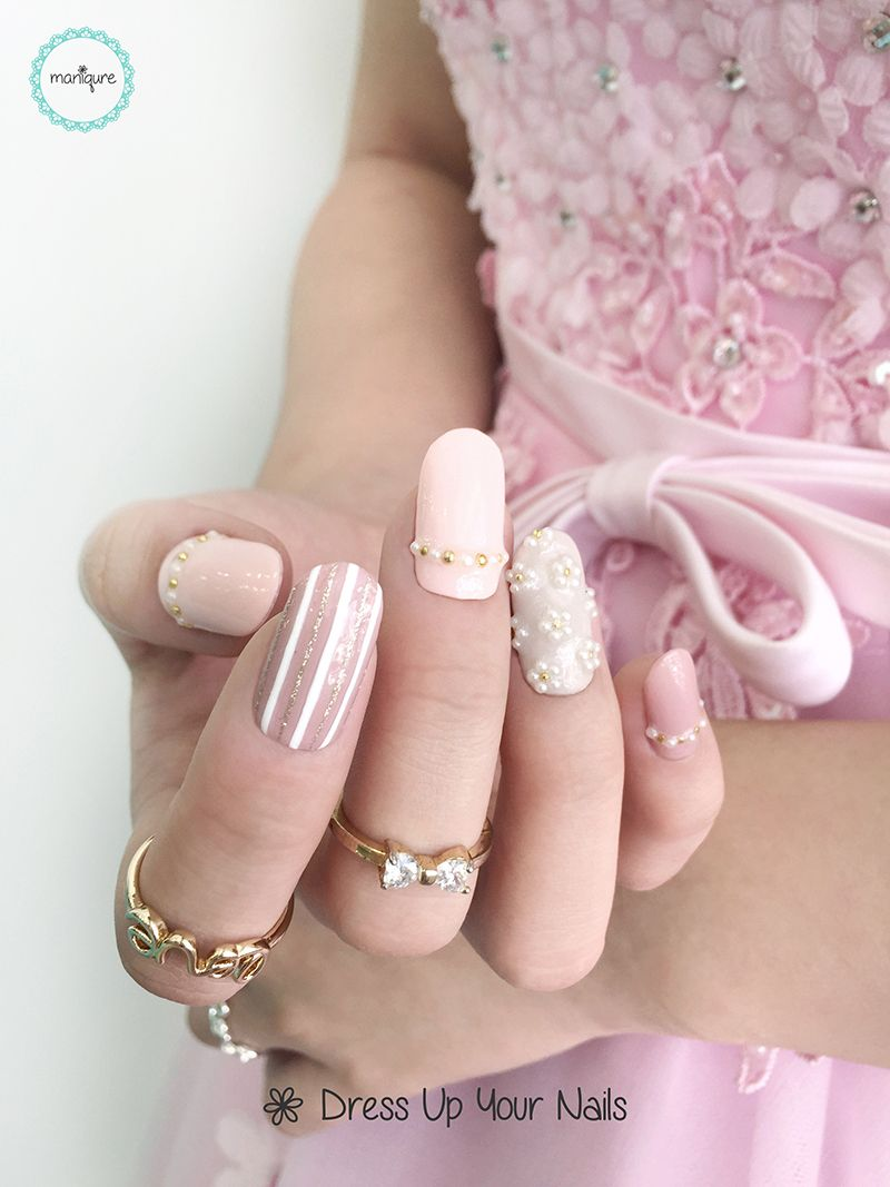 Wedding Nails for Bride 14