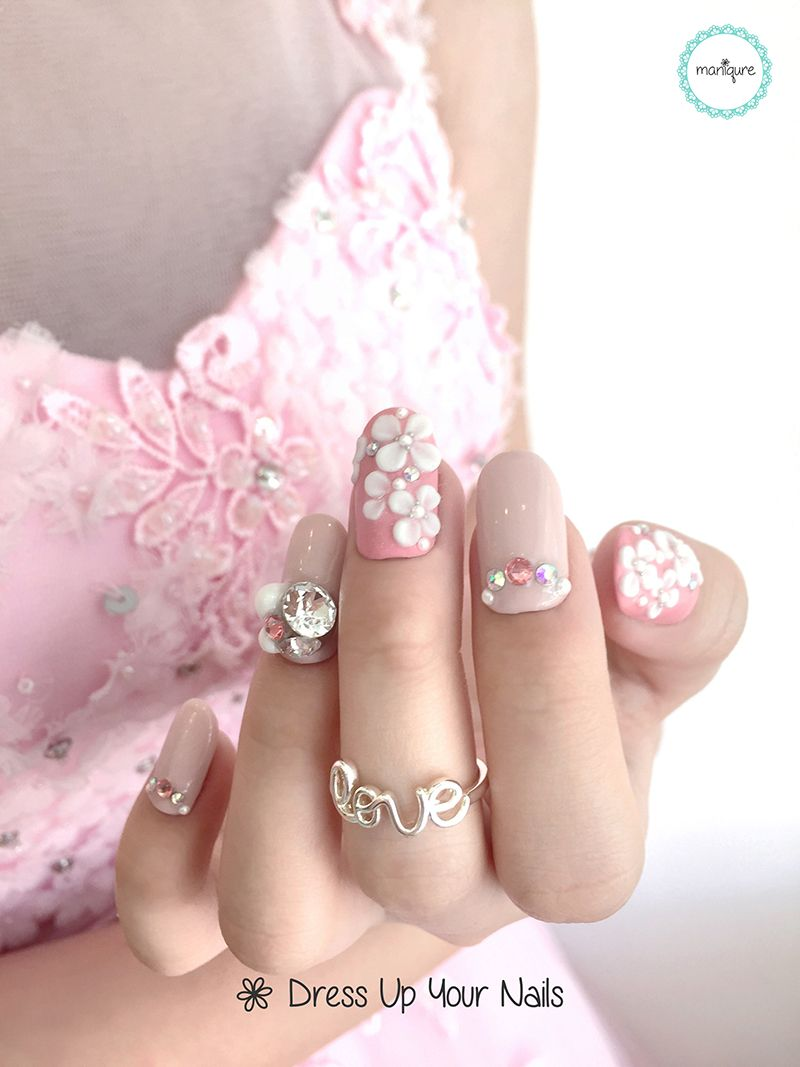 Wedding Nails for Bride 5