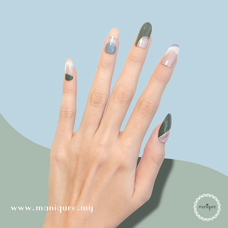 Show Some Skin Morandi Nails
