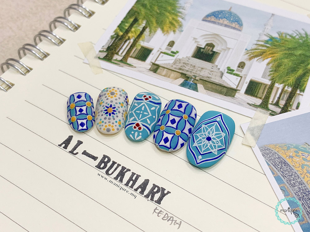 Al-Bukhary Mosque Nails