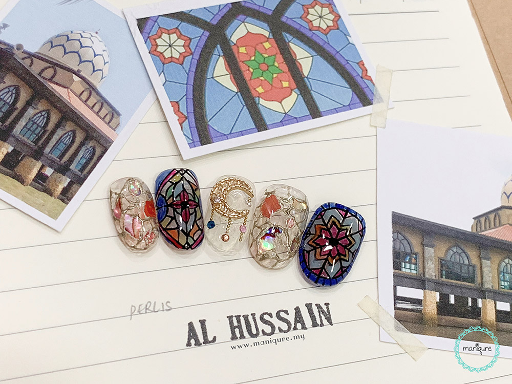 Al Hussain Mosque Nails