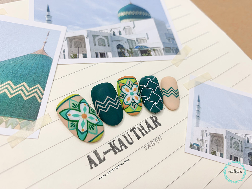 Al-Kauthar Mosque Nails
