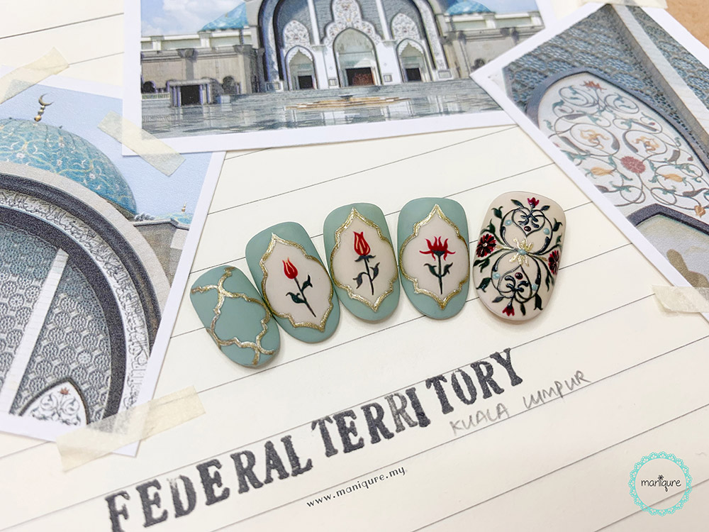 Federal Territory Mosque Nails