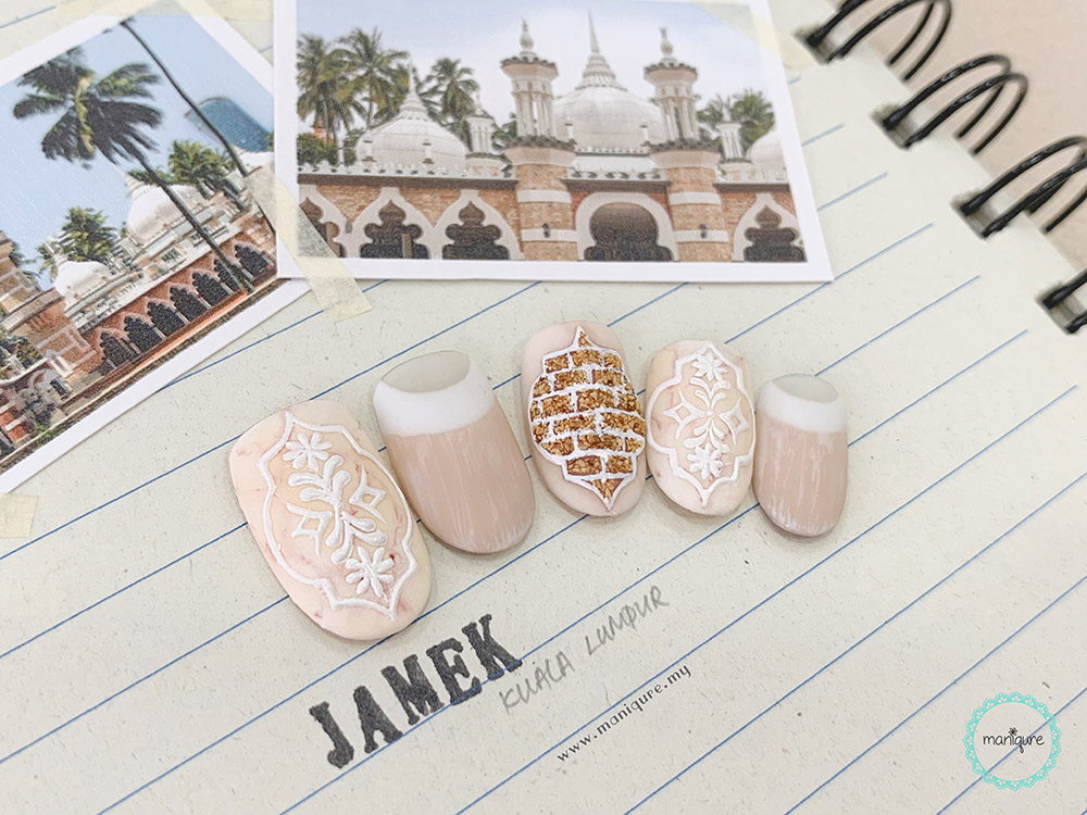 Jamek Mosque Nails