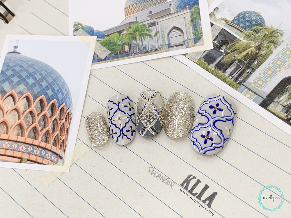 KLIA Mosque Nails
