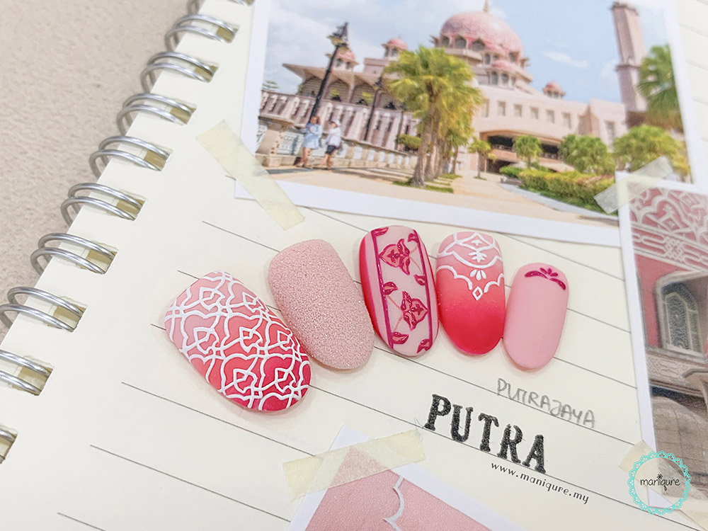 Putra Mosque Nails