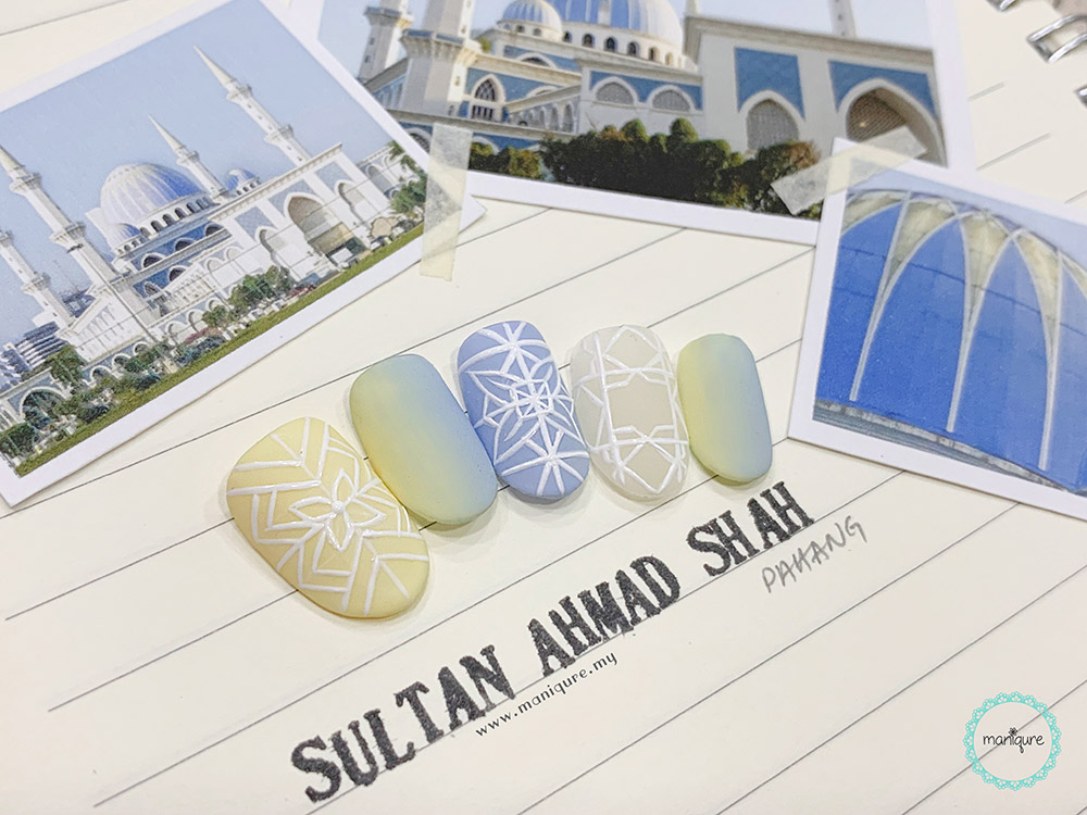 Sultan Ahmad Shah State Mosque Nails