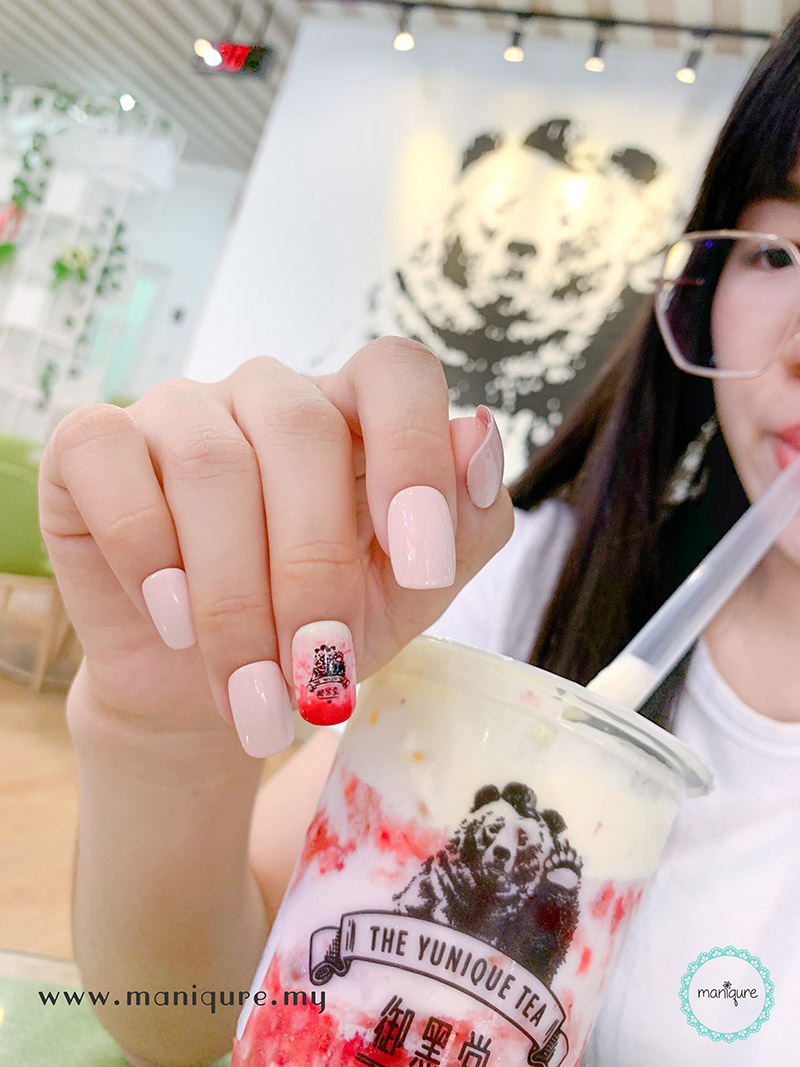 The Yunique Tea Nails - 御黑堂美甲