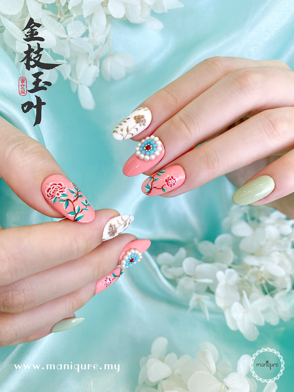 Dowager Zhao Nails