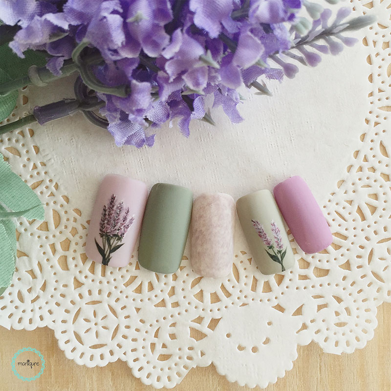 Bride-to-Be Nails Wedding Bridal Manicure 20