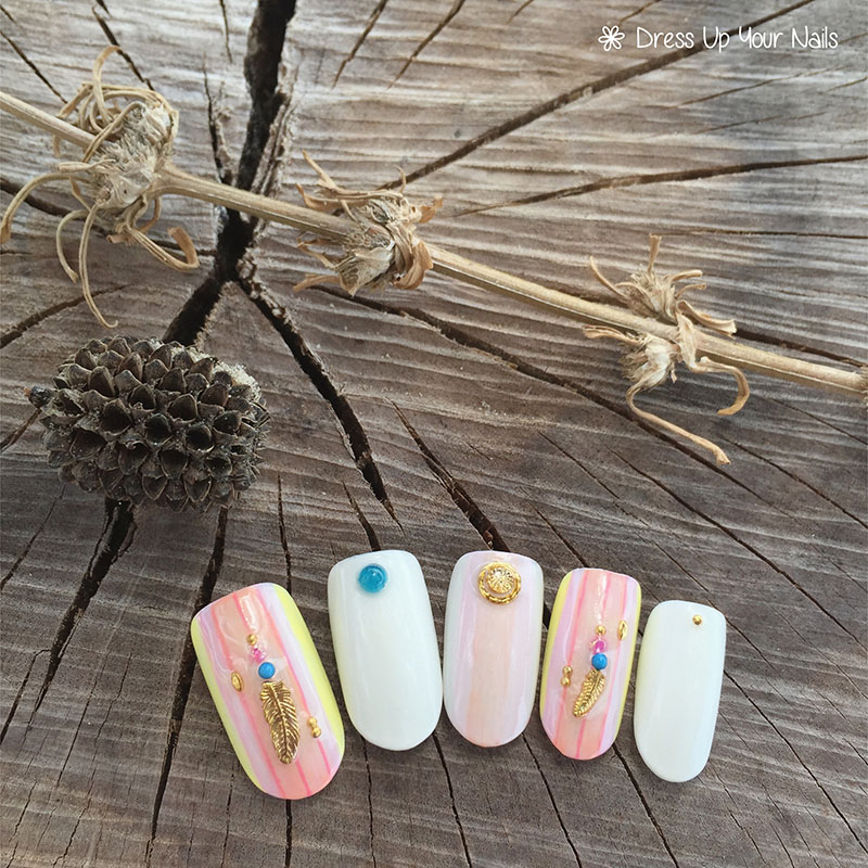 Ocean Nails Summer Holiday Beach Vacation 9