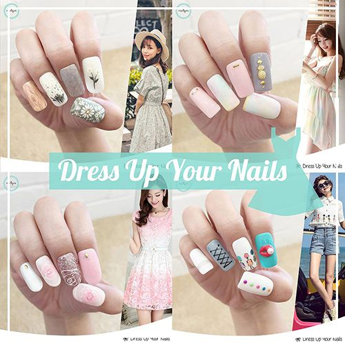 Dress Up Your Nails