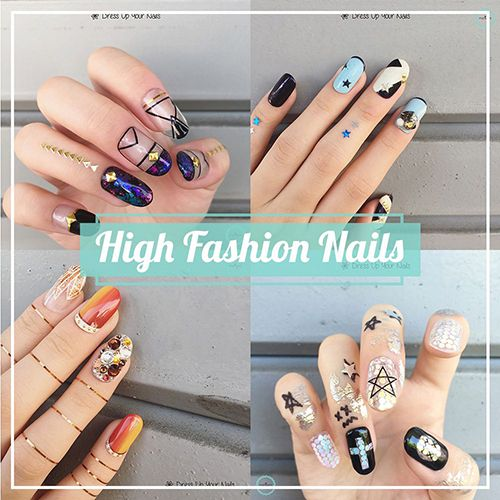 High Fashion Nails