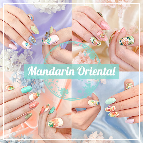 Mandarin Oriental Nails